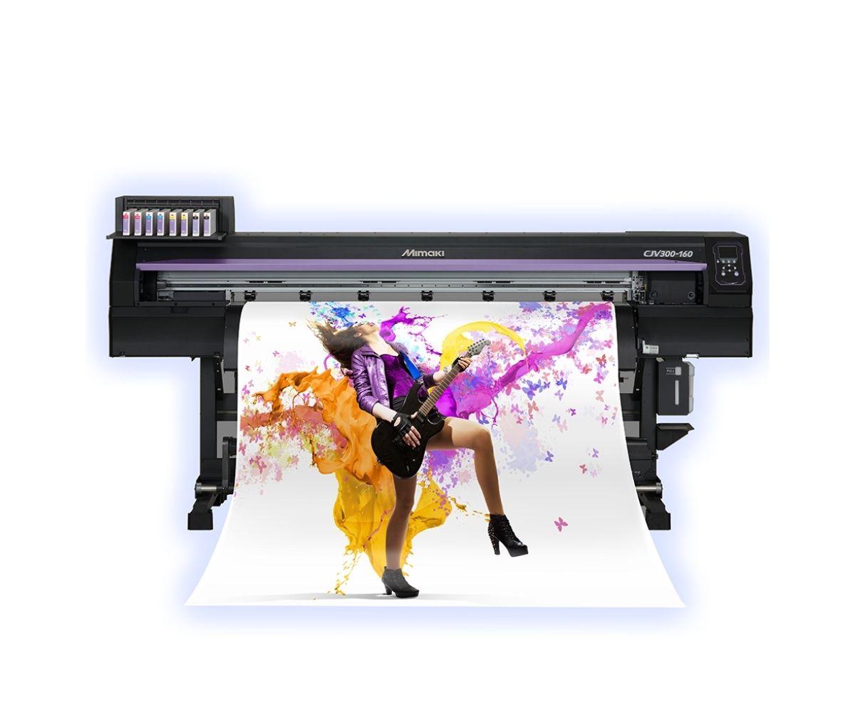 εκτυπωτικά μηχανήματα mimaki
